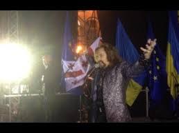Микита Джигурда, який виступив на сцені Євромайдана, прокоментував події в Києві