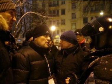 Німецький журналіст: Кличко з «Беркутом» не домовлявся, а обговорював правила бою