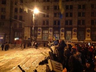 З'ясувалося, хто і як краде речі активістів Євромайдана