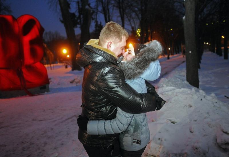 Поцілунки покращують імунітет і продовжують життя