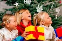 Що подарувати дитині на Новий рік 2014