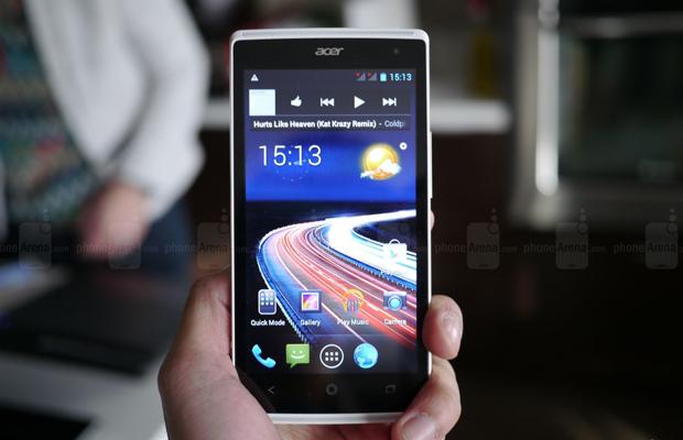 Бюджетний смартфон Acer Liquid Z5 надійшов у продаж