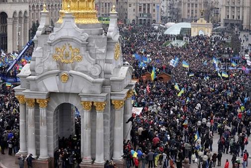 Джерела фінансування Євромайдану вичерпали себе