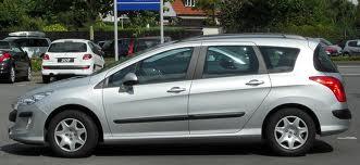 Peugeot 308 SW: «універсальні» подробиці перед Женевою