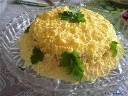 Приголомшливо смачний салат «Марсель»