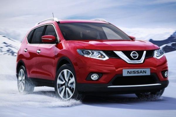 Nissan представить в Женеві повністю оновлений модельний ряд кросоверів