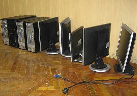 Комп'ютери з КМДА вкрали жителі Тернополя