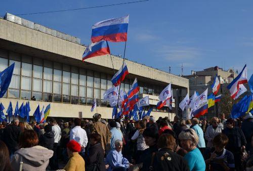 З ким буде Крим залежить від нової української влади