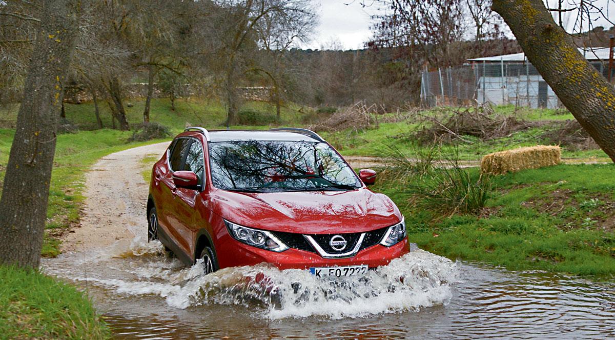 Новий Nissan Qashqai отримав «5 зірок» у краш-тестах EuroNCAP