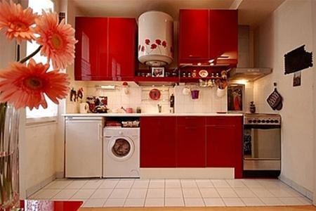Як облаштувати маленьку кухню
