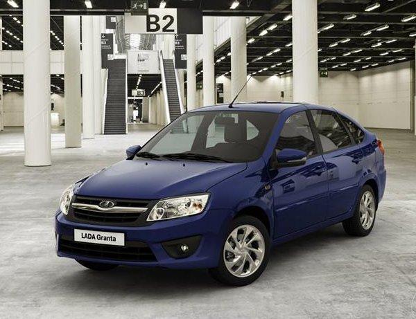 «АвтоВАЗ» офіційно представив хетчбек Lada Granta