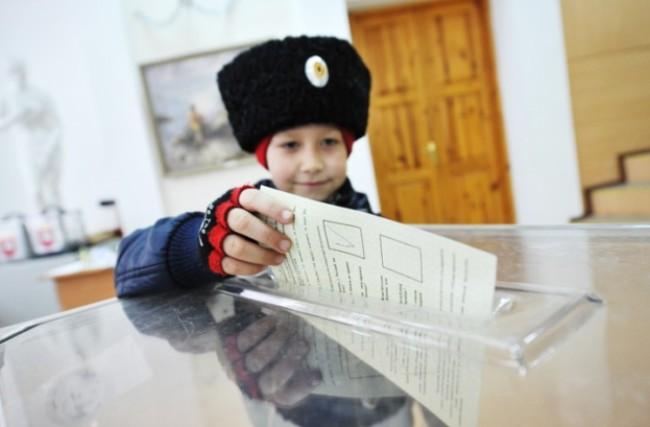 У Криму оприлюднили остаточні результати референдуму