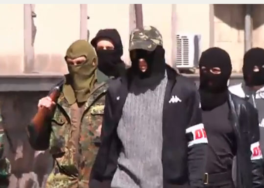 Напруженість на сході України не спадає