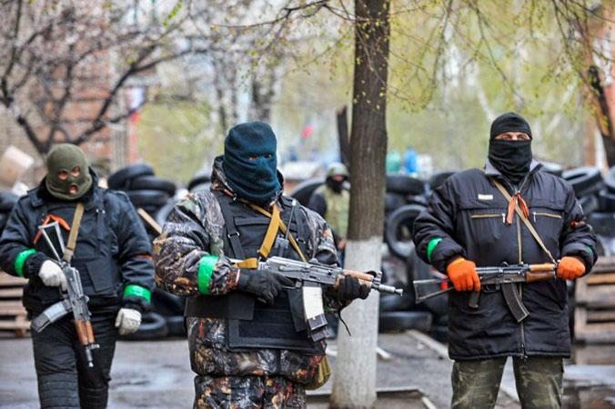 МВС України повідомило про вбивство п'яти ополченців в Слов'янську
