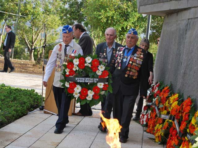 День Перемоги в Ізраїлі: святкові церемонії в Хайфі, Тель-Авіві і Беер-Шеві