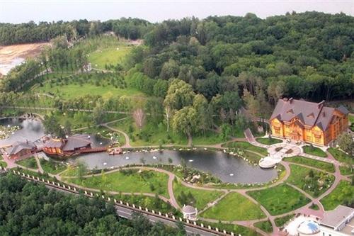 У Межигір'ї продають майно Януковича