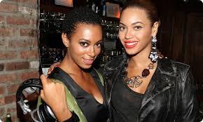 Молодша сестра співачки Бейонсе напала на Jay-Z