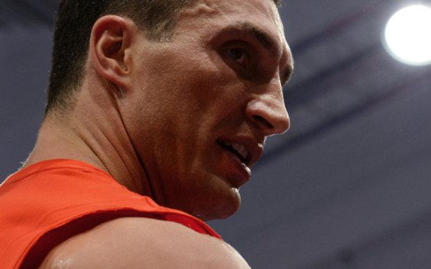 Володимир Кличко розповів про закінчення боксерської кар'єри