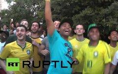 Збірна Бразилії здобула перемогу над хорватами у першому матчі ЧС з футболу