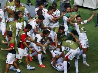 Коста-Ріка сенсаційно обіграла Італію і відправила додому Англію