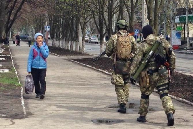 Голос терористів — це голос Донбасу?