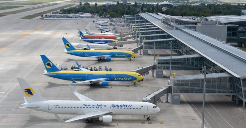 Українці стали значно частіше літати