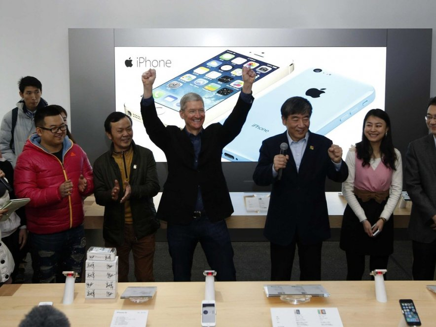 Китай назвав Apple iPhone загрозою для національної безпеки