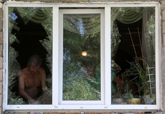 У Донецьку почали прицілюватися до центру