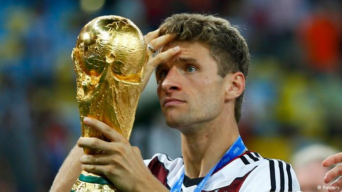 Збірна Німеччини стала чемпіоном світу з футболу