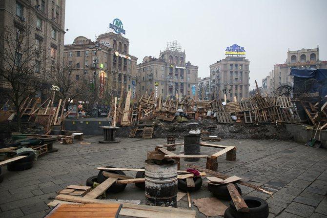 У що перетворився Майдан