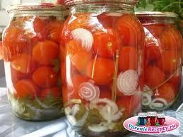 Закриваємо помідори без стерилізації