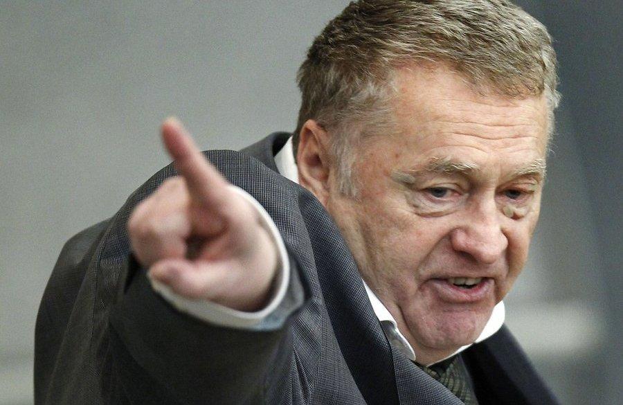 Жириновський вирішив повернути фабрику діда під містом Рівне