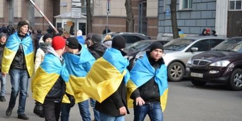 Активісти з Майдану осіли в столичних магазинах