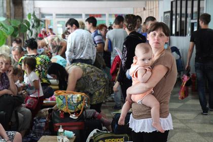 В Україні настав колапс з житлом для біженців