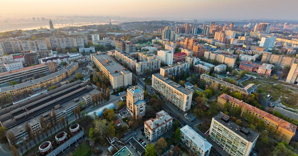 Криза обвалила ринок житла в передмісті Києва