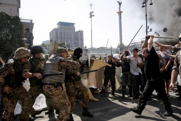 Для будь-якої влади Майдан — дратівливий фактор