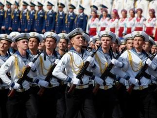 Ставлення українців до параду
