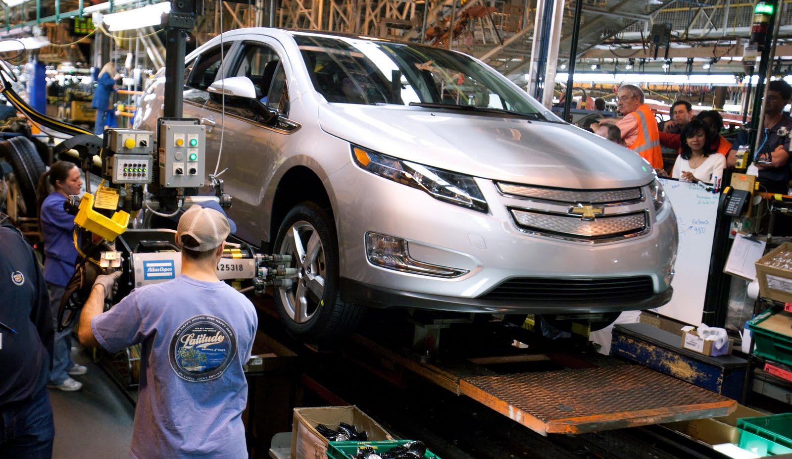 В Україні обвалилося автовиробництво