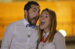 Настя Коротка і Андрій Бідняков офіційно стали чоловіком і дружиною