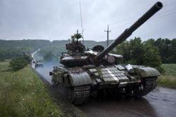 У Криму продовжують стягувати важку техніку — РНБО