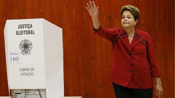 У Бразилії проходять президентські і парламентські вибори