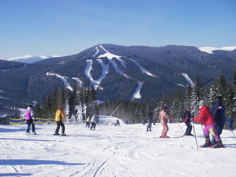 Де краще та дешевше кататись на лижах: Буковель (Україна) чи Закопане (Польща)