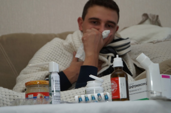 МОЗ: від грипу в Україні померли 319 людей