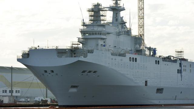 France 24: Передача «Містраль» Росії загрожує Україні «інтервенцією з моря»