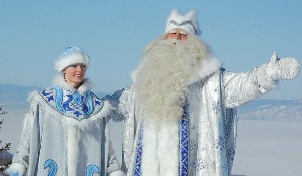 Скільки коштує замовити Діда Мороза і Снігуроньку на Новий рік 2015