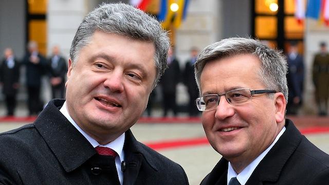 Gazeta.pl: Польща замовить за Україну слівце перед Штатами