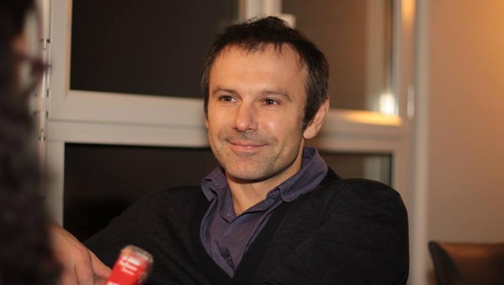 Святослав Вакарчук: «Сподіваюся, ніколи не доведеться займатися політикою»