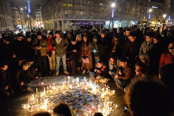 Хто винен у вбивствах журналістів у Парижі?