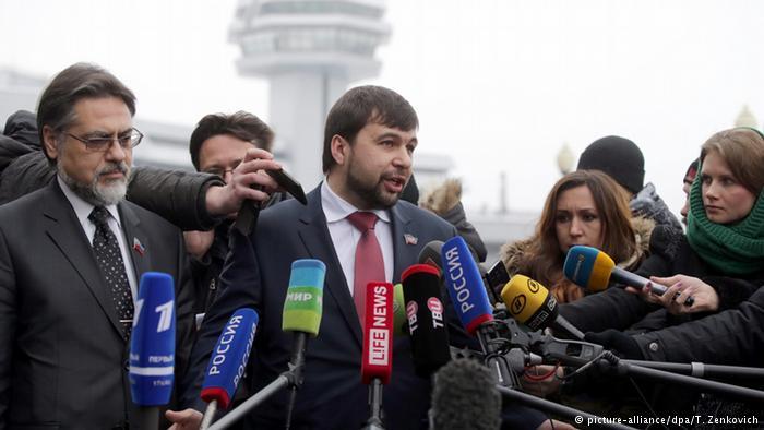 У ДНР і ЛНР обурені звинуваченням з боку ОБСЄ у зриві переговорів