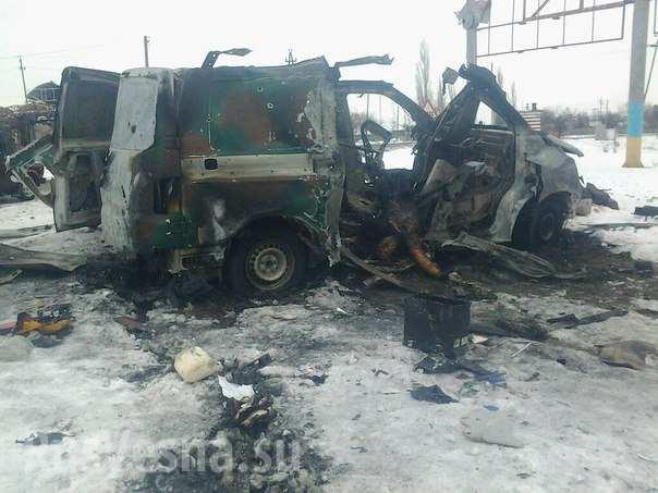 Бандитські міжусобні війни на Донбасі: люди Плотницького розстріляли кортеж «Бетмана»